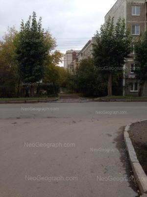 View to: Krauliya street, 61/2. Yekaterinburg (Sverdlovskaya oblast)