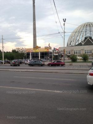 На фото видно: 8 Марта улица, 43А; 8 Марта улица, 43 (Цирк). Екатеринбург (Свердловская область)
