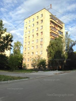 View to: Kosmonavtov avenue, 27А. Yekaterinburg (Sverdlovskaya oblast)