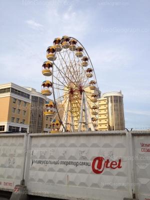 View to: Engelsa street, 36 (Филитцъ, бизнес-центр). Yekaterinburg (Sverdlovskaya oblast)