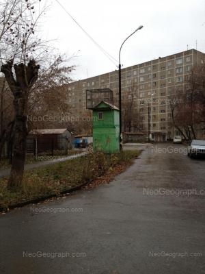 На фото видно: Советская улица, 49. Екатеринбург (Свердловская область)
