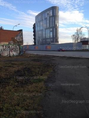 View to: Furmanova street, 1. Yekaterinburg (Sverdlovskaya oblast)