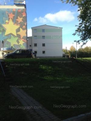 View to: Sibirskiy trakt street, 34б (Луна, развлекательный центр). Yekaterinburg (Sverdlovskaya oblast)