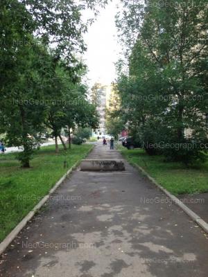 На фото видно: Старых Большевиков улица, 77. Екатеринбург (Свердловская область)
