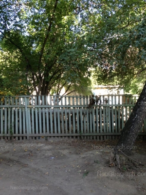 View to: Agronomicheskaya street, 61 (Детский сад №405, Родничок). Yekaterinburg (Sverdlovskaya oblast)