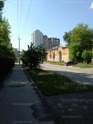View to: Uralskaya street, 57; Uchiteley street, 3. Yekaterinburg (Sverdlovskaya oblast)