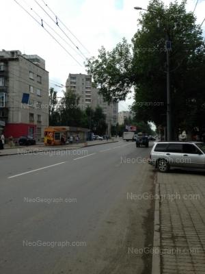 View to: 40-letiya Oktiabrya street, 58; 40-letiya Oktiabrya street, 60; 40-letiya Oktiabrya street, 78. Yekaterinburg (Sverdlovskaya oblast)
