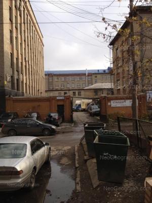 View to: Generalskaya street, 3Д; Generalskaya street, 3; Chebisheva street, 4; Chebisheva street, 6. Yekaterinburg (Sverdlovskaya oblast)