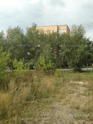 View to: Selkorovskaya street, 74. Yekaterinburg (Sverdlovskaya oblast)