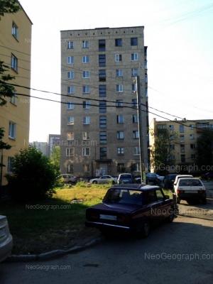 На фото видно: Космонавтов проспект, 29А; Космонавтов проспект, 29. Екатеринбург (Свердловская область)