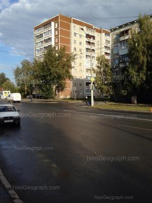улица Крауля, 86, Екатеринбург