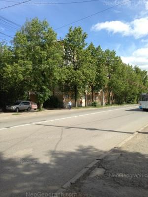 View to: 40-letiya Oktiabrya street, 9. Yekaterinburg (Sverdlovskaya oblast)