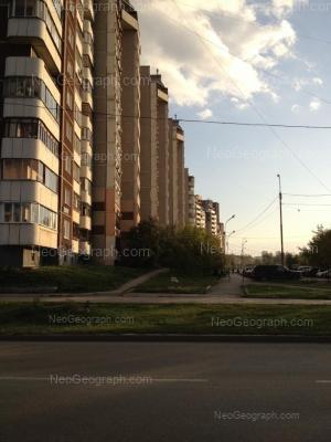 На фото видно: Викулова улица, 55; Викулова улица, 57. Екатеринбург (Свердловская область)