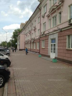 View to: 8 Marta street, 177. Yekaterinburg (Sverdlovskaya oblast)