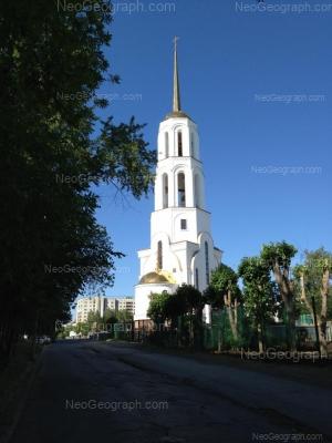 View to: Bulvar Kulturi boulevard, 25. Yekaterinburg (Sverdlovskaya oblast)