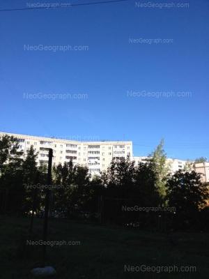 На фото видно: Есенина бульвар, 3. Екатеринбург (Свердловская область)