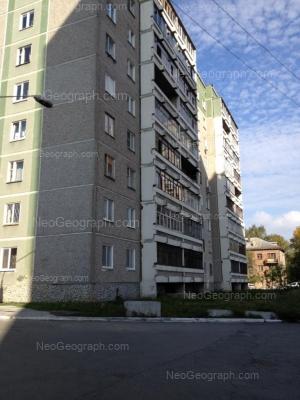 View to: Mira street, 12А; Mira street, 12. Yekaterinburg (Sverdlovskaya oblast)