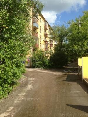 На фото видно: Машиностроителей улица, 59. Екатеринбург (Свердловская область)