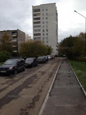 На фото видно: Металлургов улица, 30/2; Металлургов улица, 30/3. Екатеринбург (Свердловская область)
