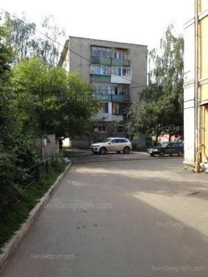 На фото видно: Заводская улица, 17. Екатеринбург (Свердловская область)