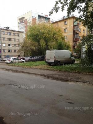 На фото видно: Восточная улица, 78; Мичурина улица, 99; Мичурина улица, 101. Екатеринбург (Свердловская область)