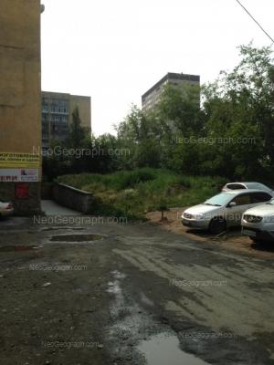 На фото видно: Стачек улица, 61. Екатеринбург (Свердловская область)
