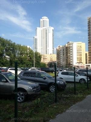 View to: Marshala Zhukova street, 14; Fevralskoy revolitsii street, 15. Yekaterinburg (Sverdlovskaya oblast)