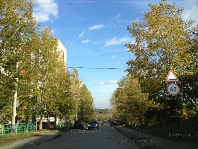 Адрес(а) на фотографии: улица Трубачёва, 41, Екатеринбург