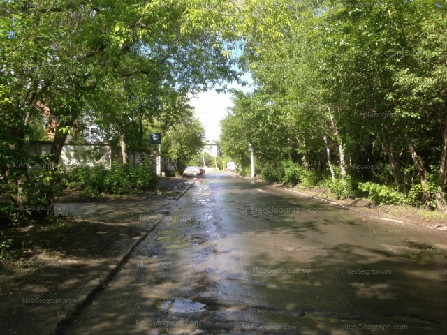 Адрес(а) на фотографии: улица Лукиных, 2, Екатеринбург