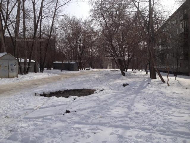 Адрес(а) на фотографии: улица Пионеров, 10, 10А, 12/4, Екатеринбург