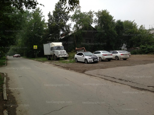 Адрес(а) на фотографии: улица Кобозева, 40, Екатеринбург