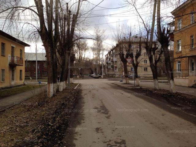 Адрес(а) на фотографии: Новая улица, 10, Екатеринбург