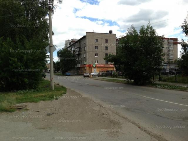 Адрес(а) на фотографии: улица Индустрии, 36, 38, Екатеринбург