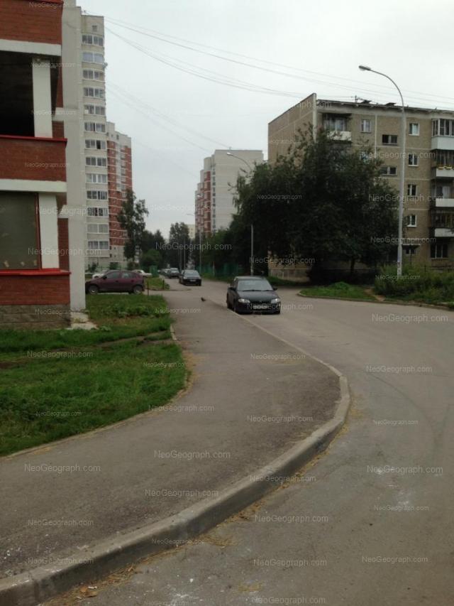 Адрес(а) на фотографии: Парниковая улица, 10, 22, Екатеринбург