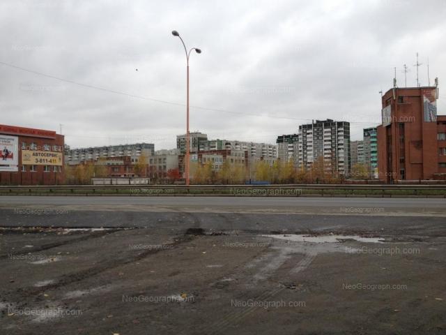 Address(es) on photo: Krestinskogo street, 45, 46Б, 49 к2, Yekaterinburg