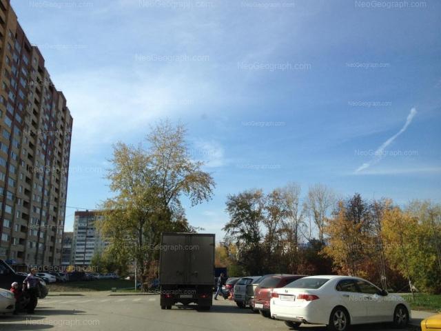 Адрес(а) на фотографии: Санаторная улица, 19, 24, Екатеринбург