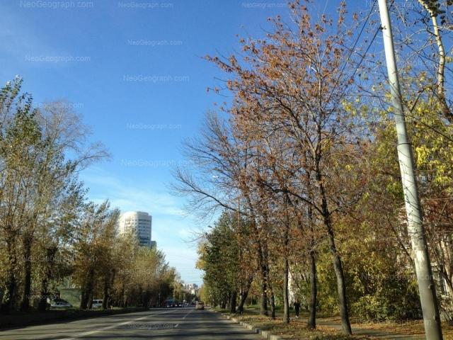 Адрес(а) на фотографии: Шефская улица, 28, 30, Екатеринбург