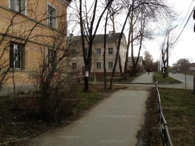 Адрес(а) на фотографии: Техническая улица, 52, 56, 58, Екатеринбург