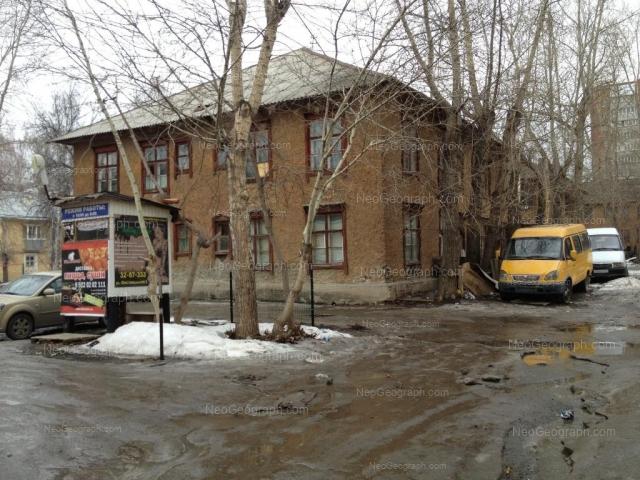 Адрес(а) на фотографии: улица Энтузиастов, 18, Екатеринбург