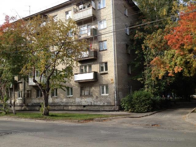 Адрес(а) на фотографии: Академическая улица, 17, Екатеринбург