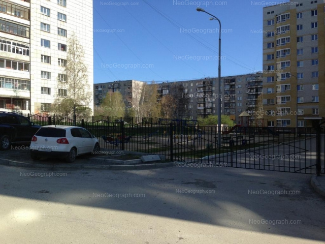 Адрес(а) на фотографии: Ангарская улица, 52/1, 52/2, 52а, 54б, Екатеринбург