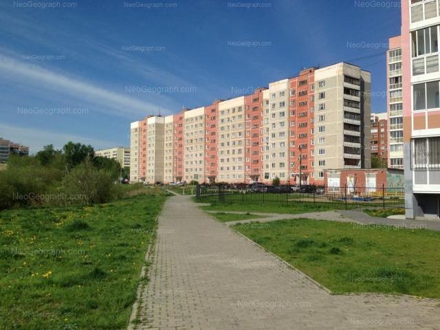 Адрес(а) на фотографии: Бисертская улица, 23, 32, Екатеринбург