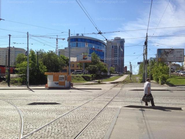 Адрес(а) на фотографии: улица Шейнкмана, 75, 84, Екатеринбург