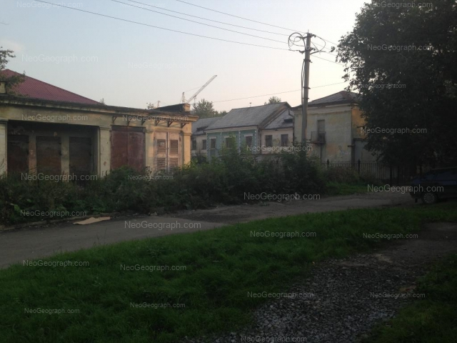 Адрес(а) на фотографии: улица Баумана, 28А, 28Б, Екатеринбург