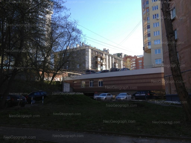 Address(es) on photo: Moskovskaya street, 66, 68, 70, 76А, Yekaterinburg
