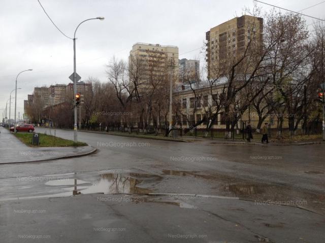 Адрес(а) на фотографии: Шалинский переулок, 10, Екатеринбург