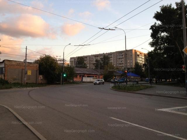 Адрес(а) на фотографии: Советская улица, 62, 64, 66, Екатеринбург