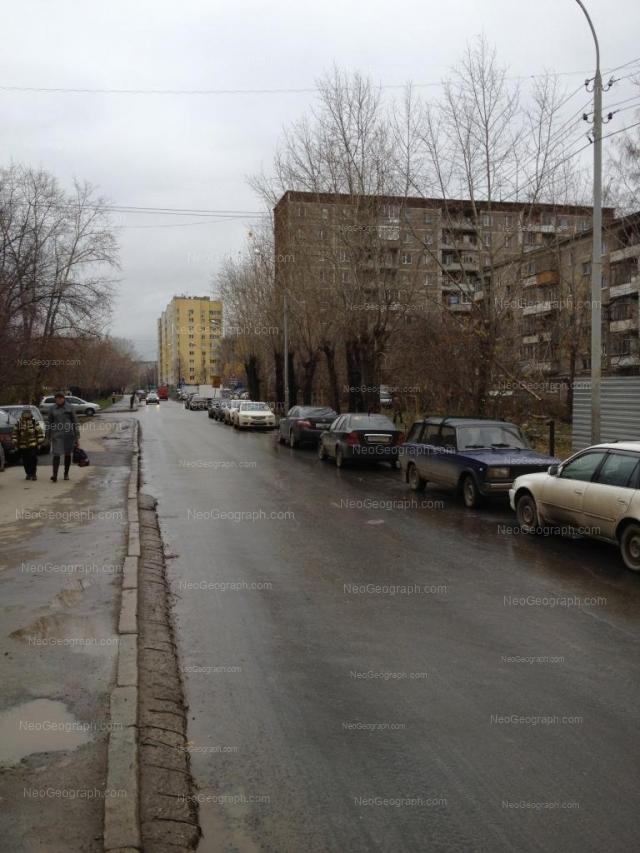 Адрес(а) на фотографии: Июльская улица, 25, 41, 43, Екатеринбург