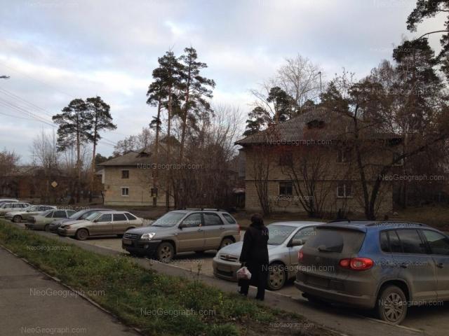 Адрес(а) на фотографии: Ухтомская улица, 20, 22, Екатеринбург