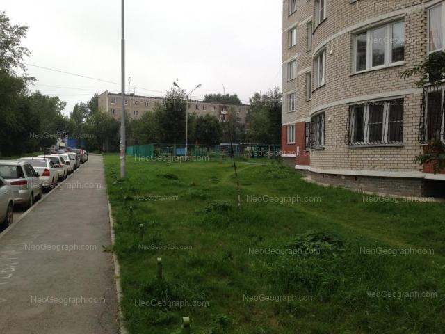 Адрес(а) на фотографии: Парниковая улица, 12, 22, Екатеринбург